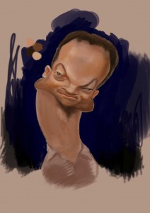 gary_sinise_caricature_step-2